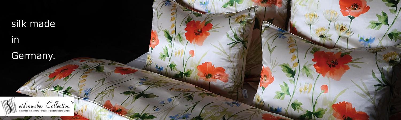 Luxury Seidenweber silk collection - silk made in Germany