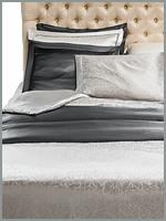 silk sheets, silk linen